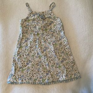 Baby Gap floral dress.
